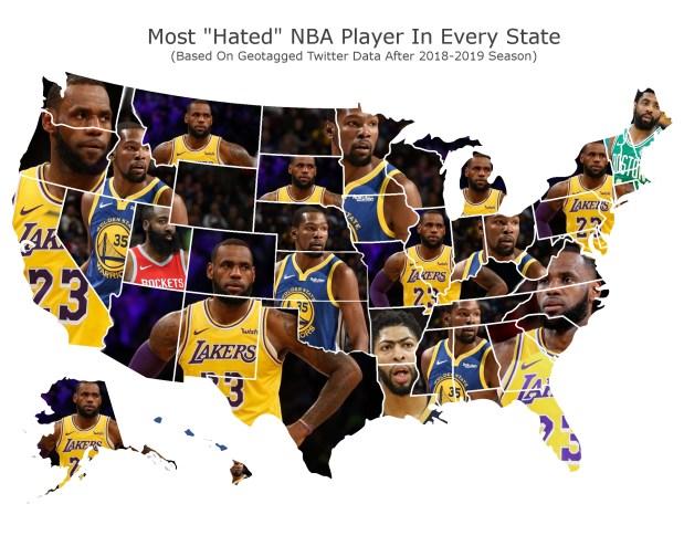 为什么凯文杜兰特不再是NBA最讨厌的球员