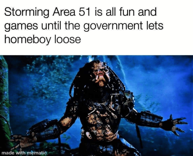 1 2m People Are Saying They Re Gonna Storm Area 51 And Here Are 30