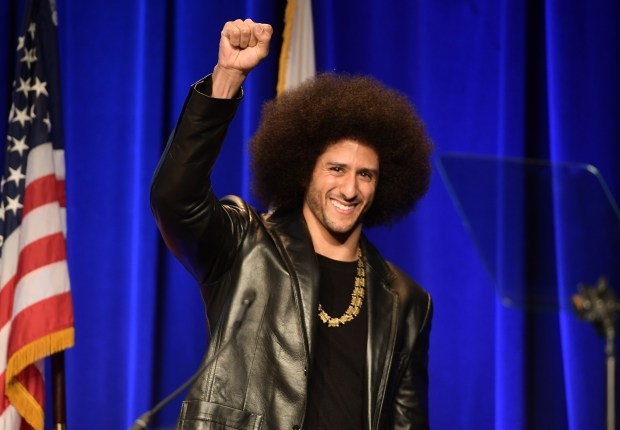 7e5c22c5c06 Colin Kaepernick: Nike shoe price soars after ex-QB's request