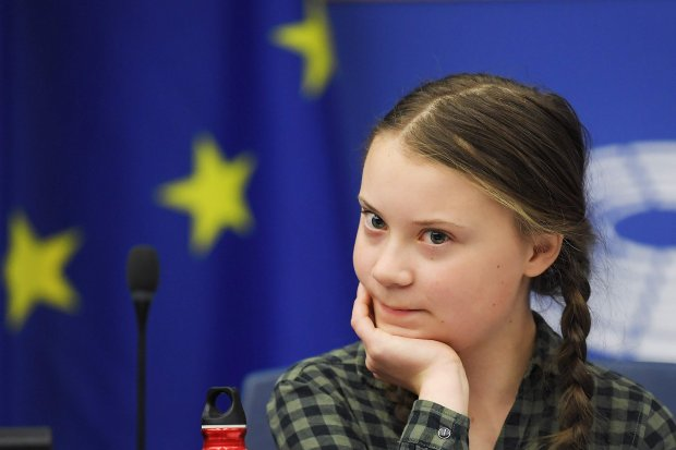 Greta Thunberg Is Coming To America But She Doesn T Fly