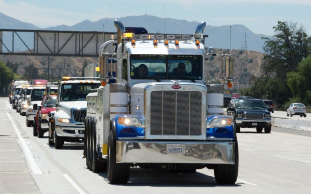 Smog Checks Required For Big Trucks Under New California Law