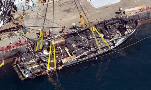 California's dive boat, Oakland's Ghost Ship fires share legal lessons