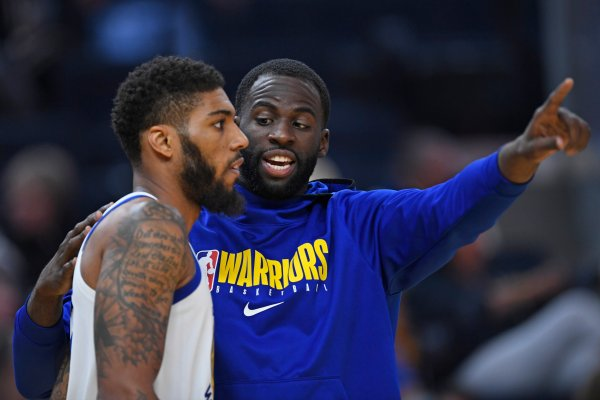 Steve Kerr: Draymond Green will have to lead the defense with