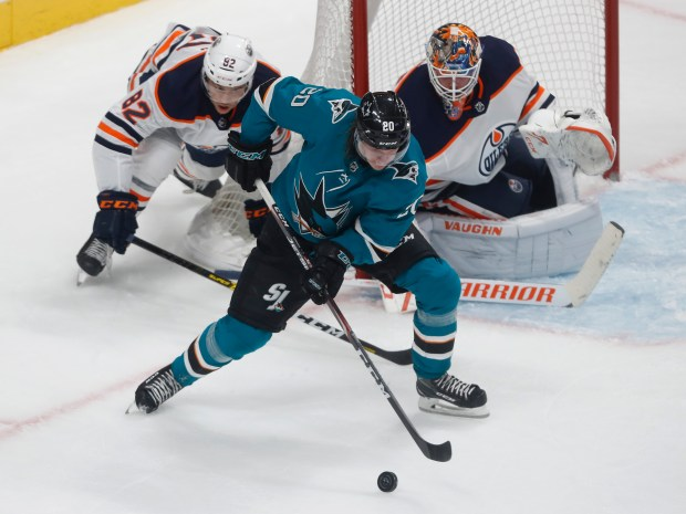 Takeaways: Going into Vegas game, Sharks are snapped back to reality