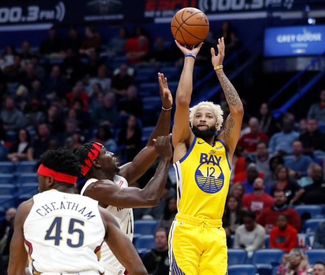 Live Updates Warriors Vs Pelicans Sunday Night