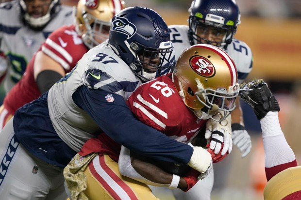 Seahawks Down 49ers in OT Thriller - cover
