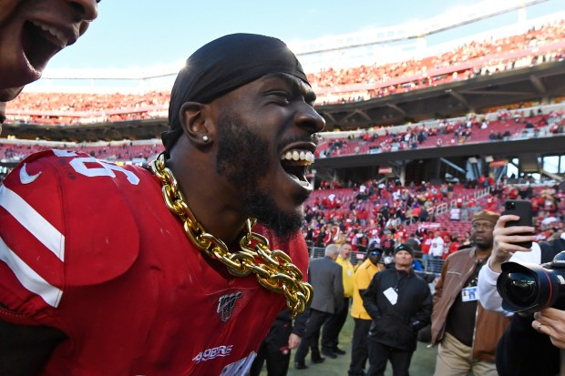 Super Bowl injury report: Chiefs stars limited; 49ers idle