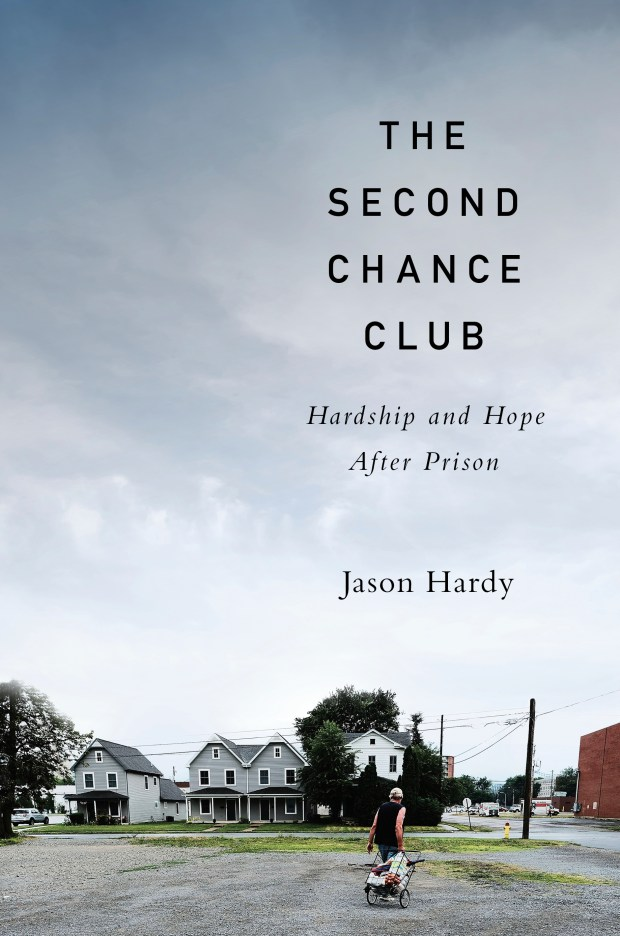 New Orleans parole officer pens fascinating 'Second Chance Club'