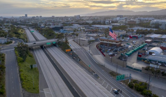 Curfew list: Los Angeles County, Southern California cities