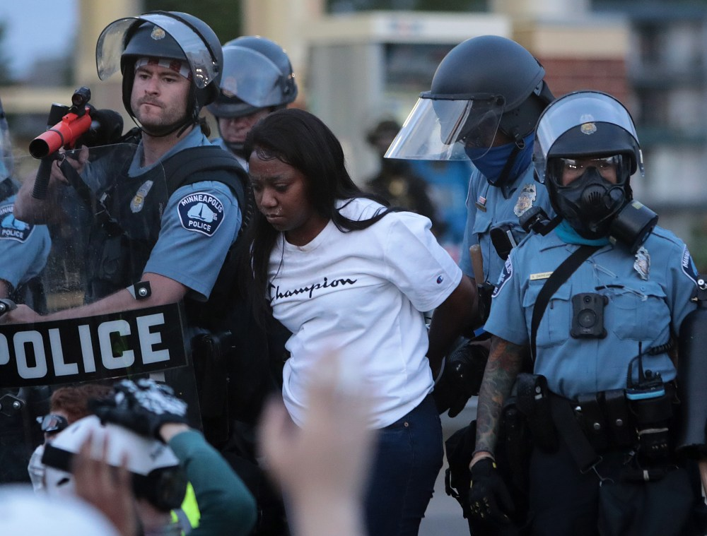 Poll: Only 36% of black Americans trust the police