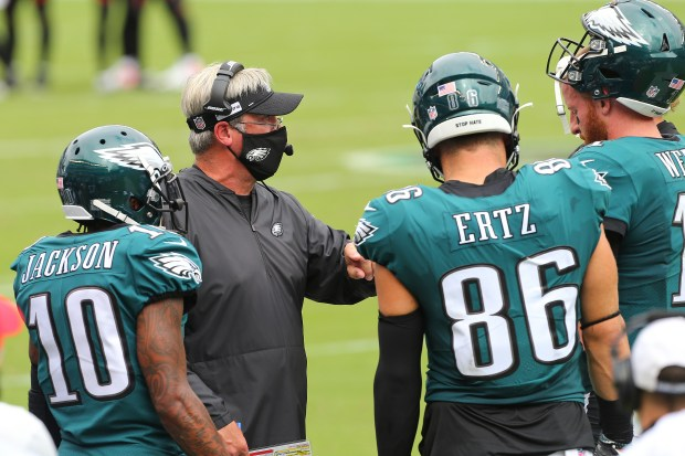 How Winless Philadelphia Eagles Have An Edge On 49ers