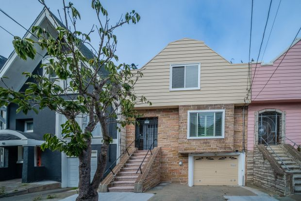 Sponsored: Best deal in S.F.'s Mission Terrace: Single-family home with in-law unit