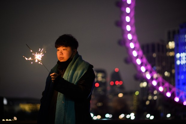 New Year's Evening celebrations from around the world 20