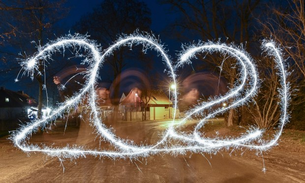 New Year's Evening celebrations from around the world 16