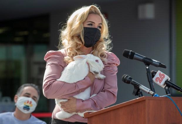 Photos: Santa Clara County opens new Animal Services Center in San Martin 11