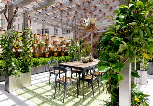 Top 10 garden and outdoor décor trends for 2021