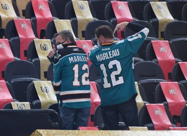History is made: Patrick Marleau passes Gordie Howe, becomes NHL's games played leader