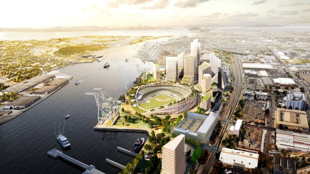 Oakland laid out its terms for an A's waterfront ballpark plan, so what happens now?