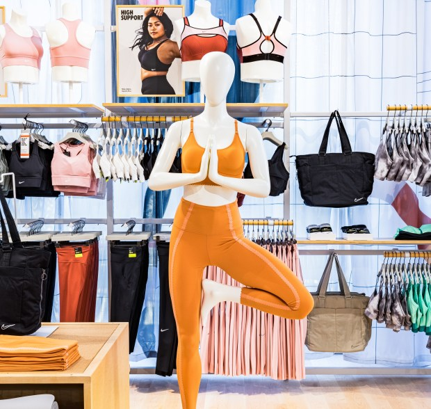 Nike Live opens first Bay Area store in San Jose's Santana Row 3
