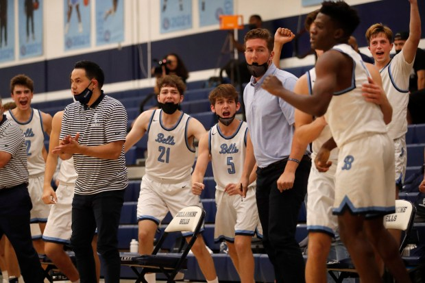 CCS boys basketball: Half Moon Bay holds off Bellarmine in wild finish to reach Open semifinals 9
