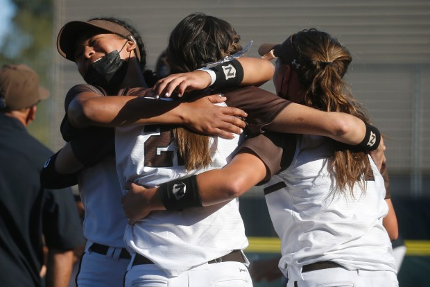 CCS softball: How St. Francis completed a rare perfect season with an Open title 2