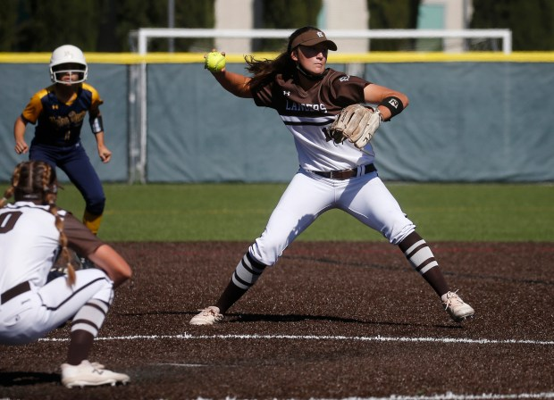 CCS softball: How St. Francis completed a rare perfect season with an Open title 13