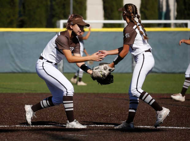 CCS softball: How St. Francis completed a rare perfect season with an Open title 7