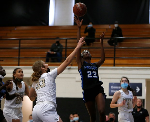 CCS basketball: Mitty topples Priory to reach another girls Open Division final 5