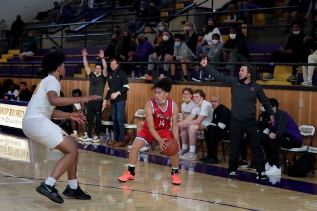 Prep basketball: Riordan advances to CCS Open final in wild finish over St. Ignatius 6
