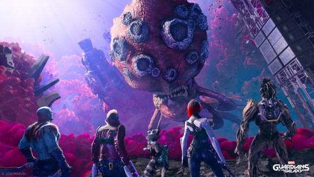 'Guardians of the Galaxy' dominates Square Enix Presents for E3 2021