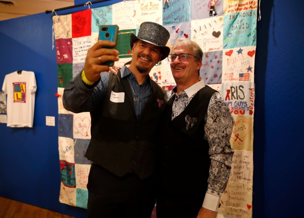 Photos: LGBTQ exhibit focused on Silicon Valley movement opens at History Park 8