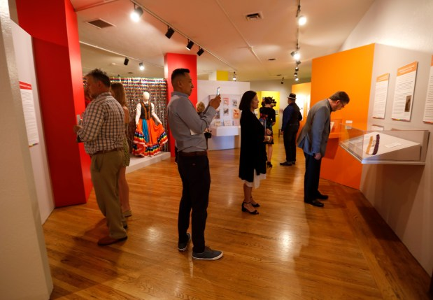 Photos: LGBTQ exhibit focused on Silicon Valley movement opens at History Park 4