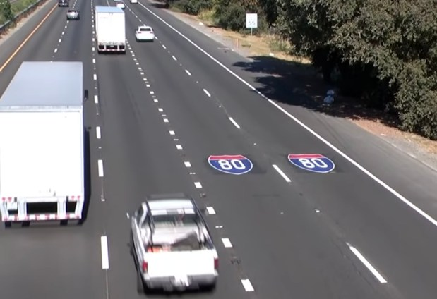 Which confusing interchanges should get roadway paintings? Roadshow