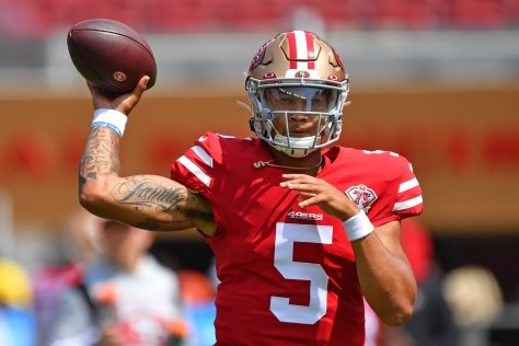 49ers were right to play Trey Lance in preseason, despite his injury
