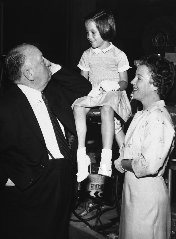 Patricia Hitchcock O'Connell, actress and daughter of Alfred Hitchcock, dies at 93