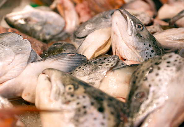 Sushi supply chain hit by climate change amid California water war