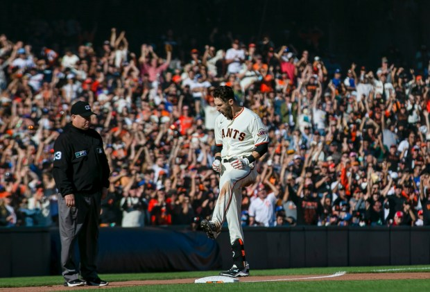 SF Giants: 10 games the NL West won
