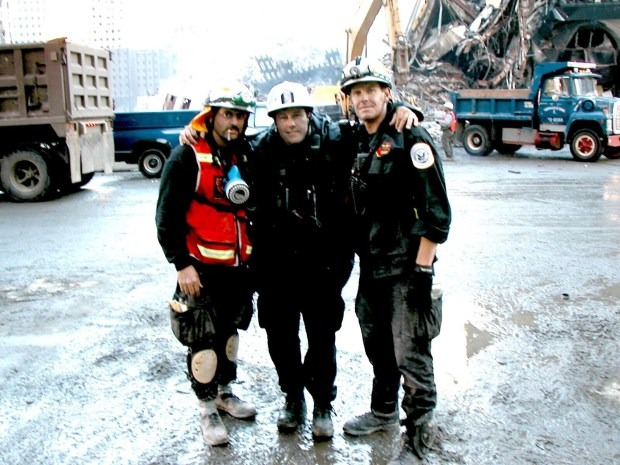 """""""I'll Do It Again in Heartbeat"""": Bay Area Firefighters reconsider search and rescue mission to Ground Zero after 9/11"""