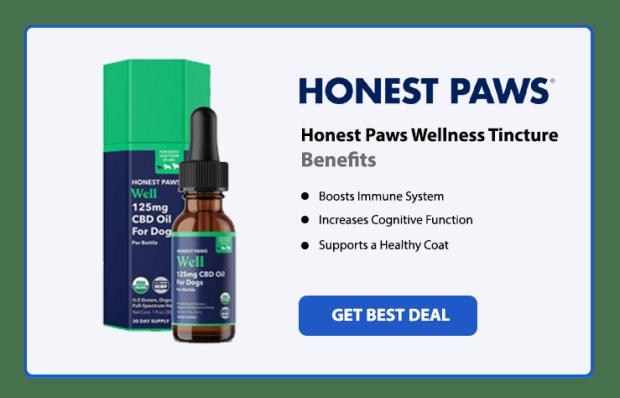 Honest Paws Wellness Oil