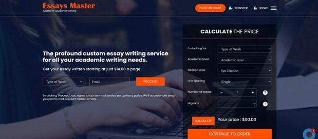 Essays Master
