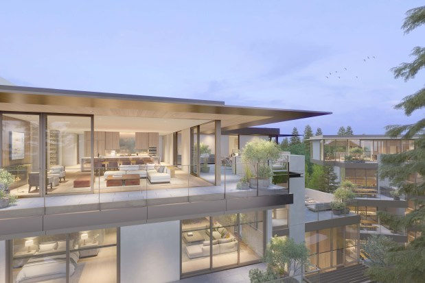 Mill District brings luxury living to downtown Healdsburg