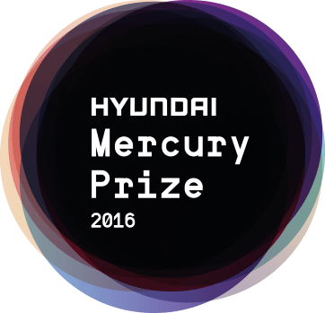 Mercury Prize 2016 Logo