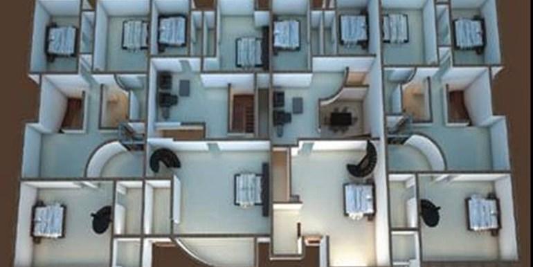 first floor plan - katampe2