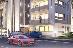 3 Bed Luxurious Apartments, Lekki