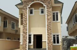 4 BEDROOM DETACHED HOUSE WITH A STUDY AND A BQ