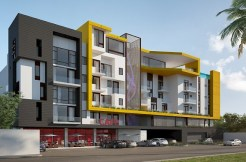 THE EDGE 1-2-3 bedroom Deluxe apartments