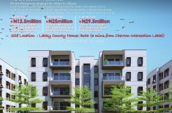 Hot Sale! Lekki County Premium Apartments
