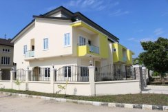 5 Bed Terraced Mansion Ocean Bay Estate, Lekki