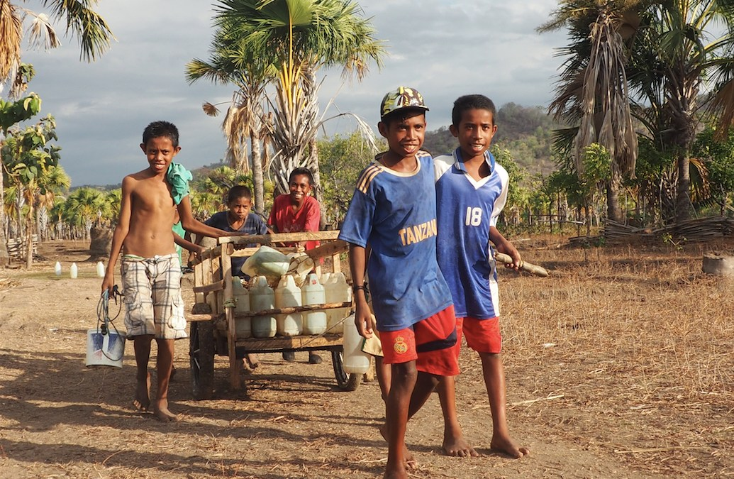 Partnership between Mercy Relief and the Ministry of Foreign Affairs of Singapore to support water, sanitation and hygiene development in Timor-Leste