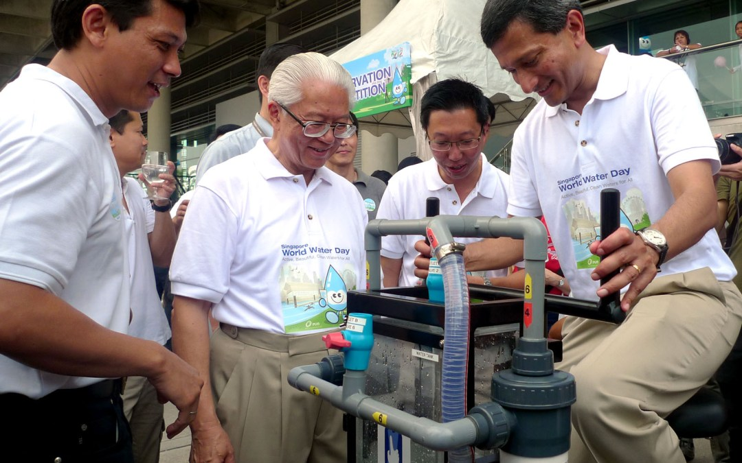 MR Celebrates World Water Day with in-house innovations for global good